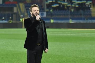 DZIDZIO interprétera l'hymne de l'Ukraine avant les matches de l'équipe nationale pour l'Euro 2020