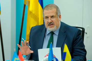 Chubarov thanks Erdogan for supporting Ukraine's sovereignty, protecting Crimean Tatars