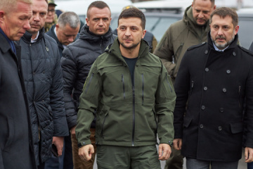 Zelensky: Elections in Donbas one of most difficult topics of Normandy Four meeting