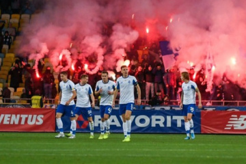 UAF punishes Dynamo Kyiv for racist behavior of supporters