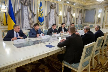 Сейчас удачное время: Зеленский предложил Orascom Investment Holding инвестировать в Украину