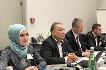 Запрет в РФ Меджлиса нарушил коллективное право крымских татар - Бариев