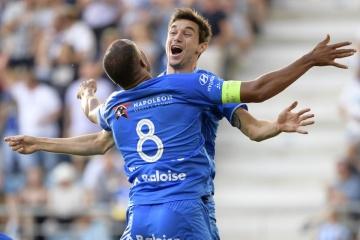 Гол Яремчука не спас «Гент» от поражения в матче с «Антверпеном»