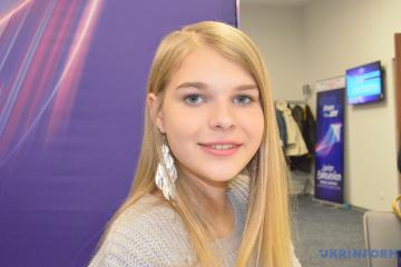 Sophia Ivanko a représenté l'Ukraine à l'Eurovision Junior 2019