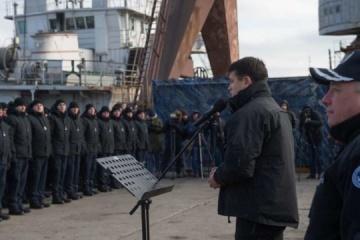 """Szczyt w formacie normandzkim """"odmrozi"""" sytuację dotyczącą Donbasu – Razumkow"""