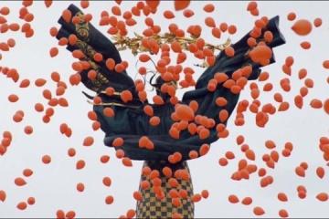 Aujourd'hui, l'Ukraine célèbre le 15e anniversaire du début de la Révolution orange