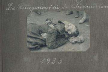 Holodomor: photos uniques d'un ingénieur autrichien