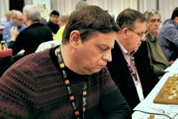 El gran maestro Shishkin se convierte en campeón mundial senior