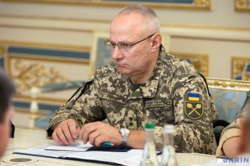 Oberbefehlshaber der Armee Chomtschak nach Corona-Infektion genesen
