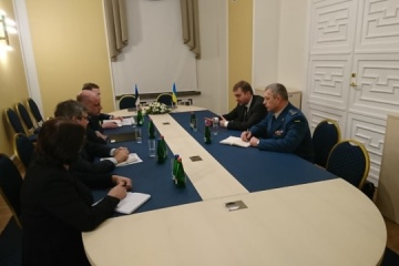 Ukraine, Estonia sign declaration of intent to cooperate in defense sector