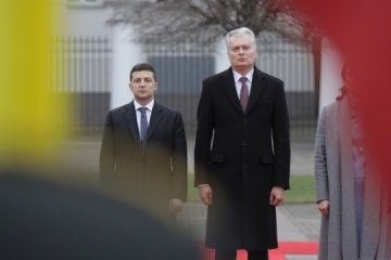 Presidents of Ukraine and Lithuania agree on date for Ukraine Reform Conference in Vilnius
