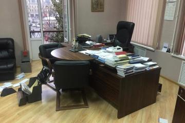 À Kyiv, des inconnus ont cambriolé le bureau de l'Union nationale des journalistes de l'Ukraine