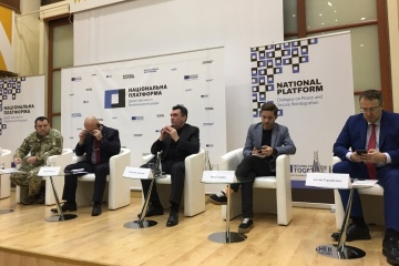 Fünf Szenarios des PNBO für Reintegration des Donbass
