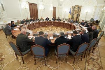 Gipfeltreffen im Normandie-Format: Selenskyj beruft Sitzung des Nationalen Sicherheitsrates am Samstag ein