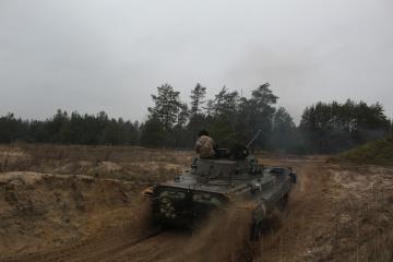 Okupanci w Donbasie 3 razy naruszyli zawieszenie broni – strat nie odnotowano