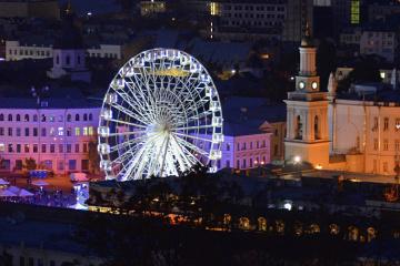 Cette année, plus de 1,5 million de touristes étrangers ont visité Kyiv