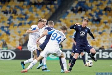 Europa League: Dynamo Kyjiw verliert in letzter Minute der Nachspielzeit in Malmö