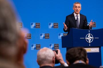 Decyzja o prawie Ukrainy do przystąpienia do NATO pozostaje w mocy – Stoltenberg