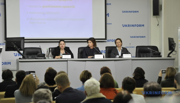 Український культурний фонд:  старт конкурсних програм на 2020 рік