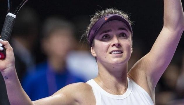 Світоліна зберегла 5 місце в рейтингу WTA