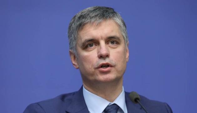 Vadym Pristayko a énuméré des priorités de la prochaine réunion au format Normandie
