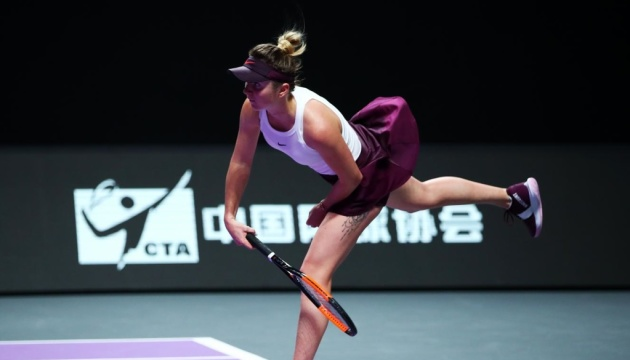 Svitolina retains 5th place in WTA rating