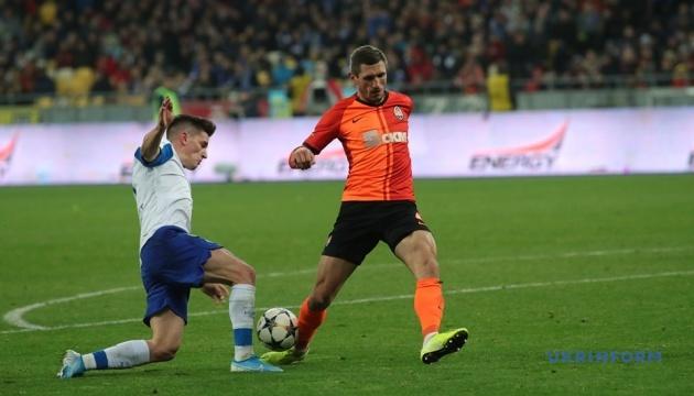 «Шахтар» зіграє проти «Карпат» без п'ятьох основних футболістів