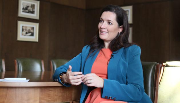 Скалецька запевнила, що ідеологічних змін в роботі Нацслужби здоров'я не буде