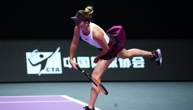 Сьогодні Світоліна зіграє проти Барті у фіналі Підсумкового турніру WTA