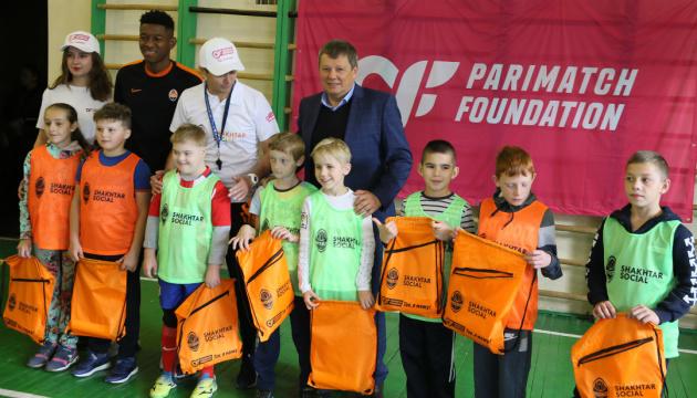 У Львові розпочали тренування з футболу для дітей з інвалідністю