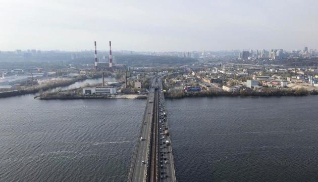 У Києві відкрили рух Південним мостом