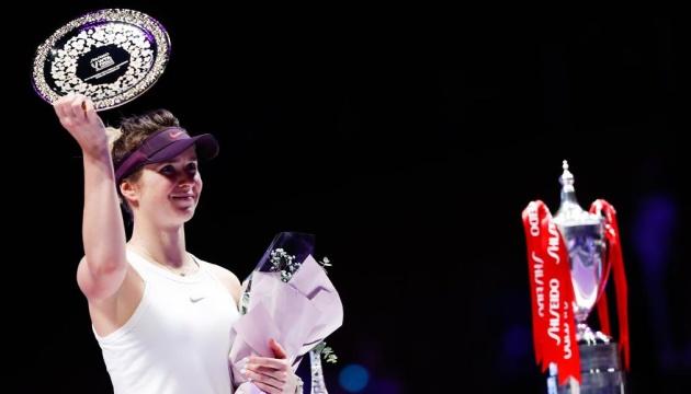 Світоліна завершує 2019 рік на 6 місці рейтингу WTA