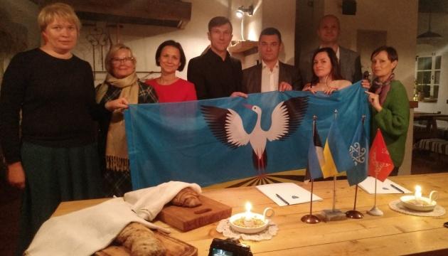 Громада з Тернопільщини підписала угоду про партнерство з муніципалітетом в Естонії
