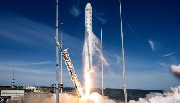 Lanzado un cohete Antares con un elemento ucraniano
