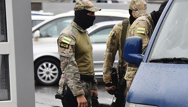 ФСБ допрашивала похищенного военного об охране границы с оккупированным Крымом — адвокат