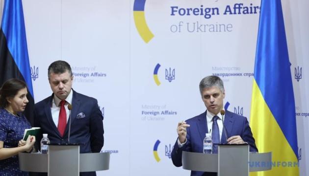 Prystaiko aclara la cuestión de separación de fuerzas en Petrivske