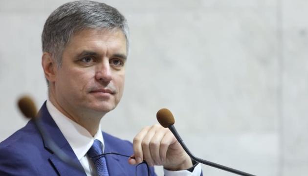 Пристайко очертил приоритеты Украины на