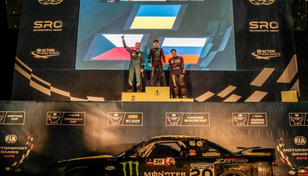 L'Ukrainien Illyuk devient champion du monde de drift aux FIA Motorsport Games 2019