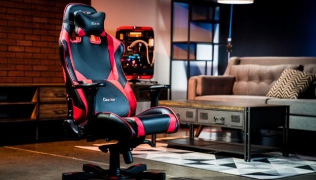 Геймерські крісла - краса і функціональність