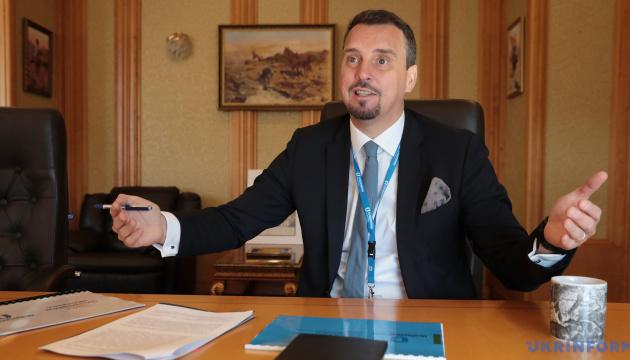 """Абромавичус назвав потенційних клієнтів """"Укроборонпрому"""""""