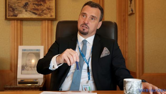 Абромавичус — про купівлю Мотор Січі: Угода дісталася нам
