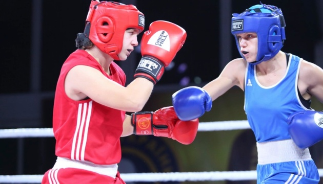 Збірна Києва посіла перше місце на Кубку України з боксу серед жінок