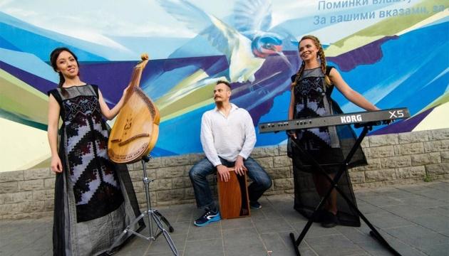 Фестиваль бандури у Львові стартує новою програмою від гурту Troye Zillia