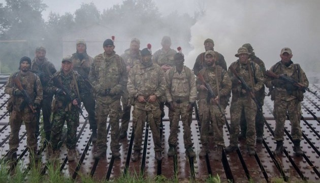 Après la visite du ministre britannique à Donbass, la mission « Orbital » a été prolongée jusqu'en 2023