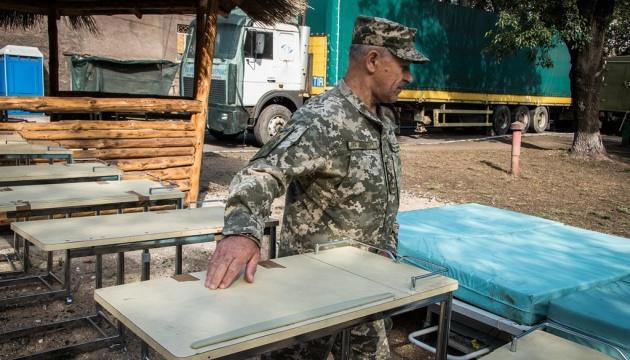 На Донбас доставили майже 20 тонн допомоги для медзакладів