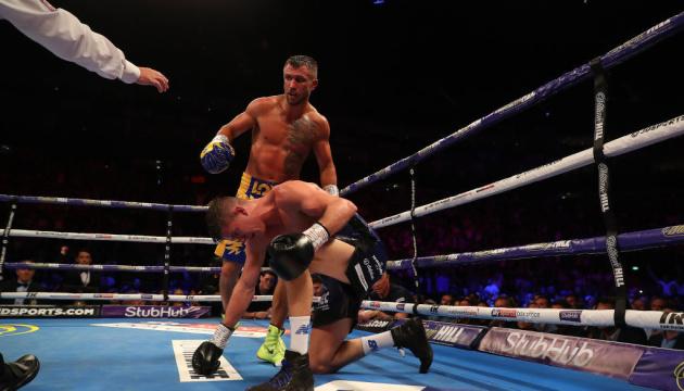 З діючих боксерів Ломаченко найдовше утримує титул чемпіона світу