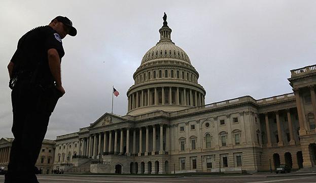 Из-за воздушной аномалии в США эвакуировали Конгресс и закрыли Белый дом
