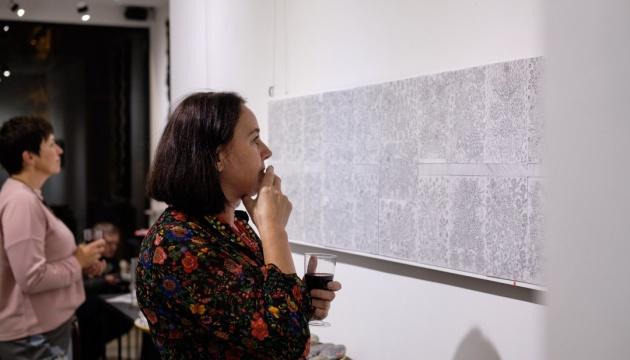 Українська художниця з Бельгії показала сучасний наїв та традиції народного мистецтва