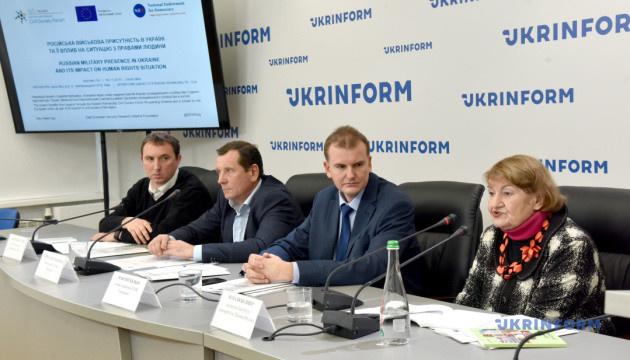 В оккупированном Крыму - более 80 политзаключенных