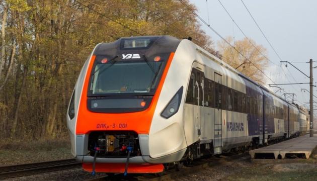 На залізниці тестують новий український дизель-поїзд